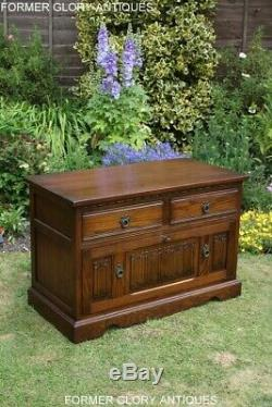 An Old Charm Light Oak Office Desk Filing Cabinet Writing Table Chest Of Drawers
