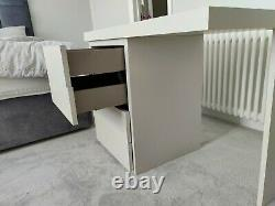 Dall'Agnese Modern Italian Study desk / Storage chest / table with drawers