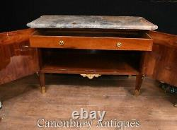 Empire Commode in Rosewood French Chest of Drawers