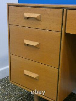 John & Sylvia Reid for Stag Concorde Retro Chest of Drawers / Desk. Northants