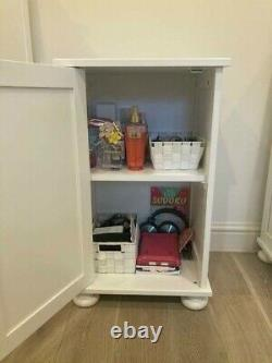 Kids bedroom set (bed + trundle + side table + chest of drawers + desk + chair)